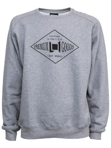 L1 Badge Crew Sweater