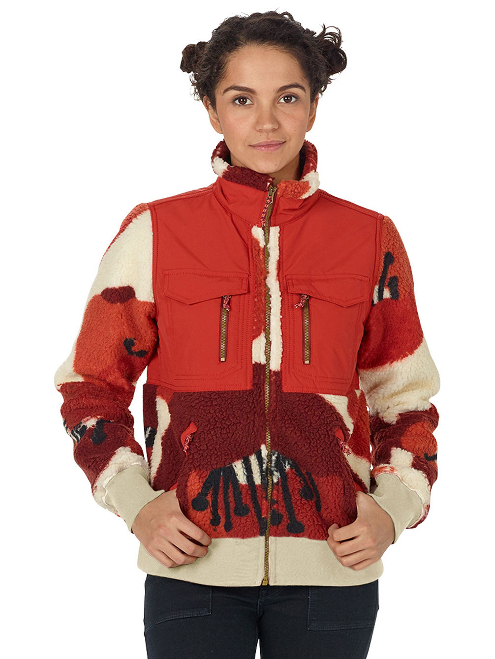 Bolden Fleece Jacket