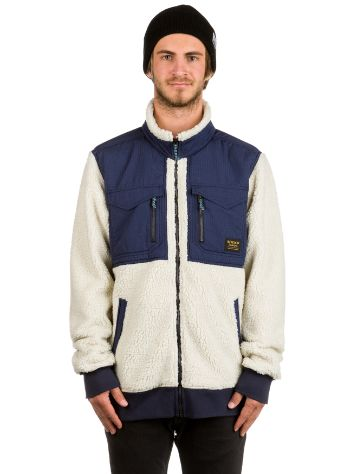 Burton Bower Fleece Jacke