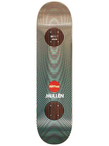 "Almost Metallic Vibes Impact 8.25"" Mullen Deck"