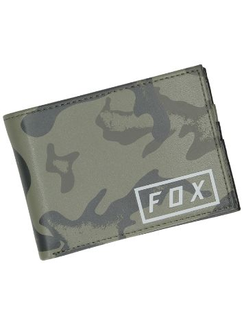 Fox Camo Pinned Pu Geldbörse