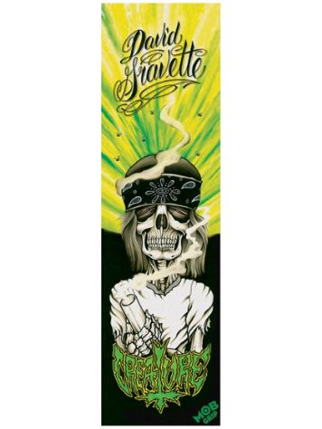 Mob Grip Hippy Skull Grip Tape