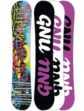 Gnu Asym Ladies Choice C2 151.5 2018 Snowboard