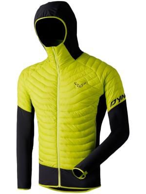 Dynafit TLT Hybrid Primaloft Hood Outdoor Jacket lime punch / 0980 Gr. XL