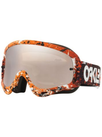 Oakley O Frame Mx Splatter Blood Orange