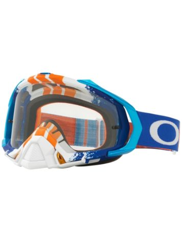 Oakley Mayhem Pro Mx Pinned Race Blue/Orange