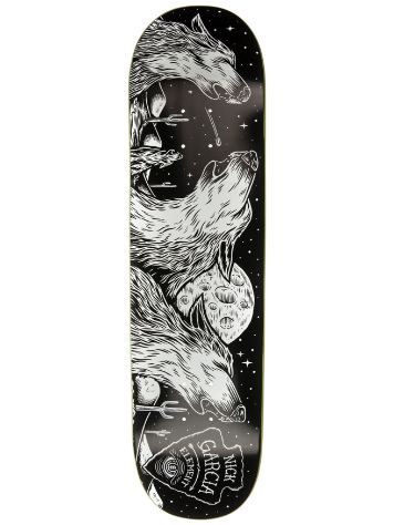"Element Garcia Wolves 8.25"" Skateboard Deck"