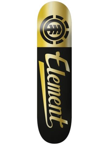 "Element Script Gold 8"" Skateboard Deck"