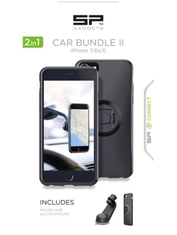 SP Gadgets Sp Connect Car Bundle Ii 7/6S/6