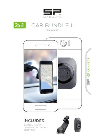 SP Gadgets Sp Connect Car Bundle Ii Universal
