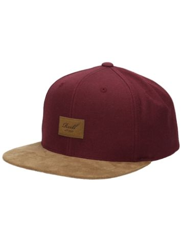 REELL Suede 6-Panel Gorra