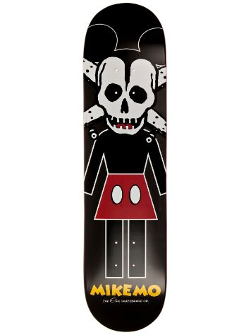 Girl One Off Mikemo 7.75'' Deck