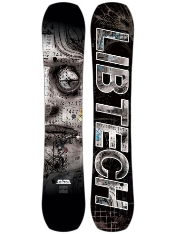 Lib Tech Box Knife C3 160 2018 Snowboard