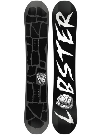 Lobster The Sender 159W 2018 Snowboard