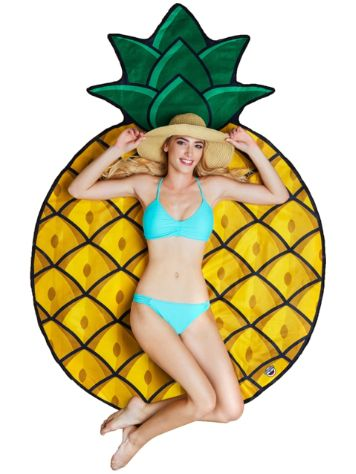 Big Mouth Toys Pineapple Beach Handtuch