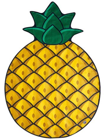 Big Mouth Toys Pineapple Beach Towel