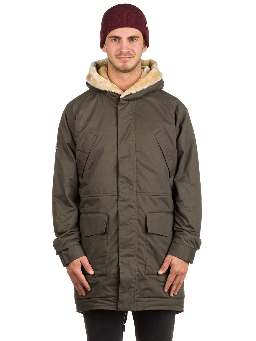 Buy Mazine Thornton Parka Jacket online at blue-tomato.com