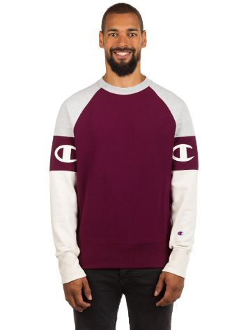 Champion Colour Block Crew Sweater