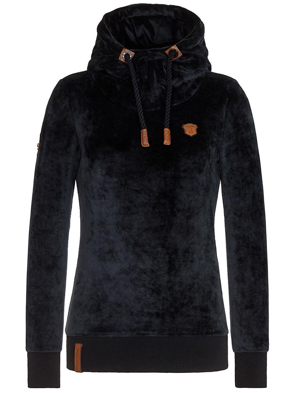 naketano schmierlappen mack iii zip hoodie online kaufen. Black Bedroom Furniture Sets. Home Design Ideas