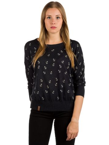 Naketano Maja Big Anchor IV Pullover