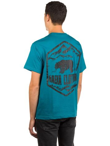 Häxa Wildlife Blue T-Shirt