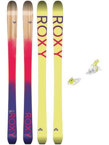 Roxy Dreamcatcher 78 158 + Lithium 10 2018 Freeski set