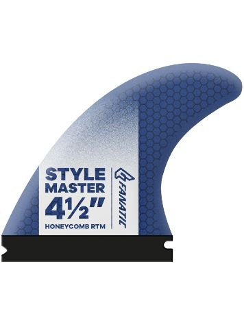 Fanatic Stylemaster Pure Side 4.5 SUP Fins (2Pcs