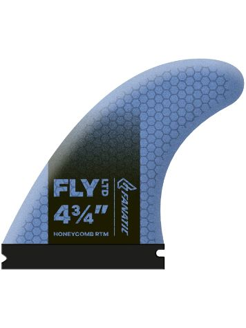 Fanatic Fly We Ltd. Side 4.75 SUP Fins (2Pcs)