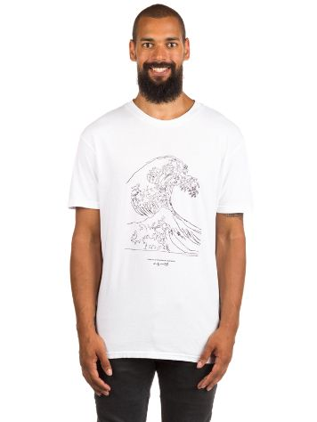 Billabong X Warholsurf Waves Camiseta
