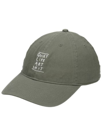The Quiet Life Art Shit Dad Gorra