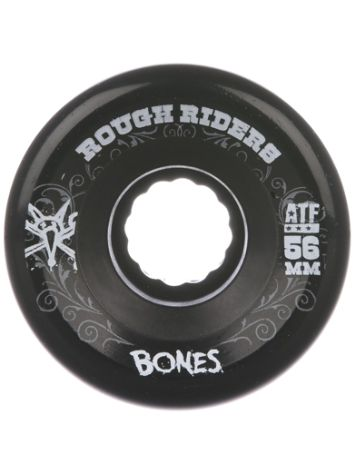 Bones Wheels Atf Rough Riders 80A 56mm Wielen
