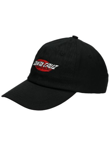 Santa Cruz Oval Dot Cap
