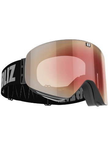 BLIZ PROTECTIVE SPORTS GEAR Flow Black (+Bonus Lens