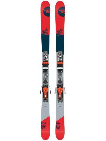 Rossignol Sprayer 178 + Xpress 10 B83 Blk/Red 2018 Set de freeski