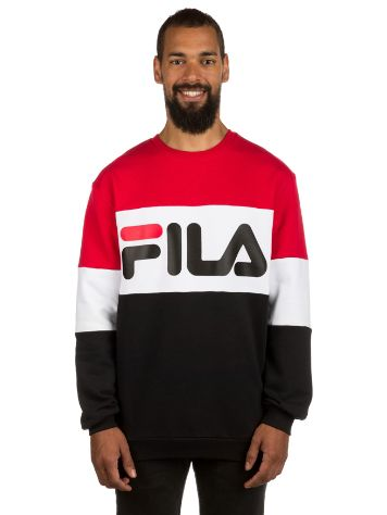 Fila Straight Blocked Crew Sweater