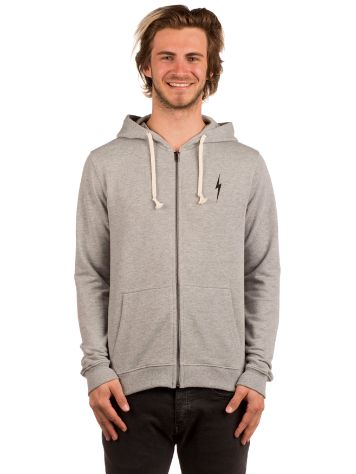 Lightning Bolt Essential Fleece Kapuzenjacke