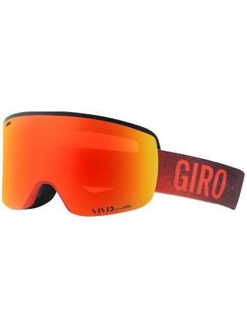 Giro Axis Red Faded (+Bonus Lens) Goggle