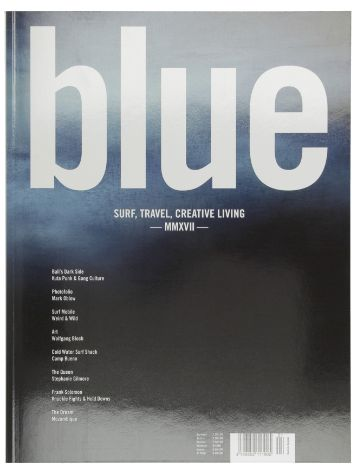 Blue Magazine Blue Yearbook