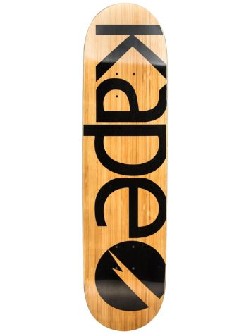 "Kape Skateboards Logo 8.0"" Deck"