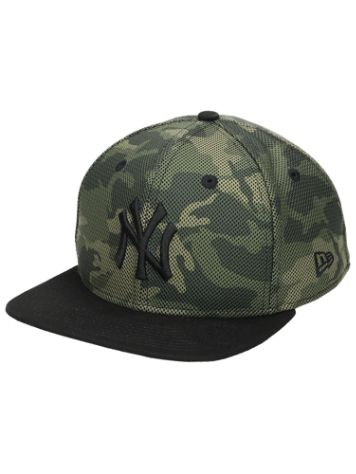 New Era Mesh Overlay 9Fifty Gorra