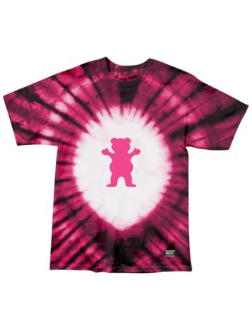 Grizzly Og Bear Tie Dye T-Shirt