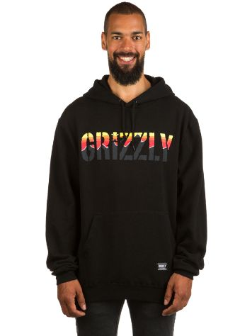 Grizzly Stamp Dawn Sudadera con capucha