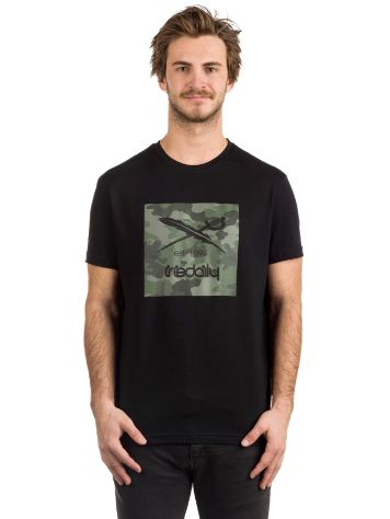 Iriedaily Square Flag T-Shirt