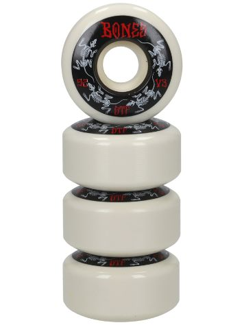 Bones Wheels Stf V3 Series III 83B 52mm Wheels