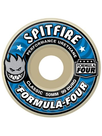 Spitfire Formula Four 99 Duro Classic 55mm Wheels