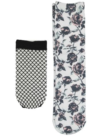 Empyre Girls Rose Fashion Crew Calcetines