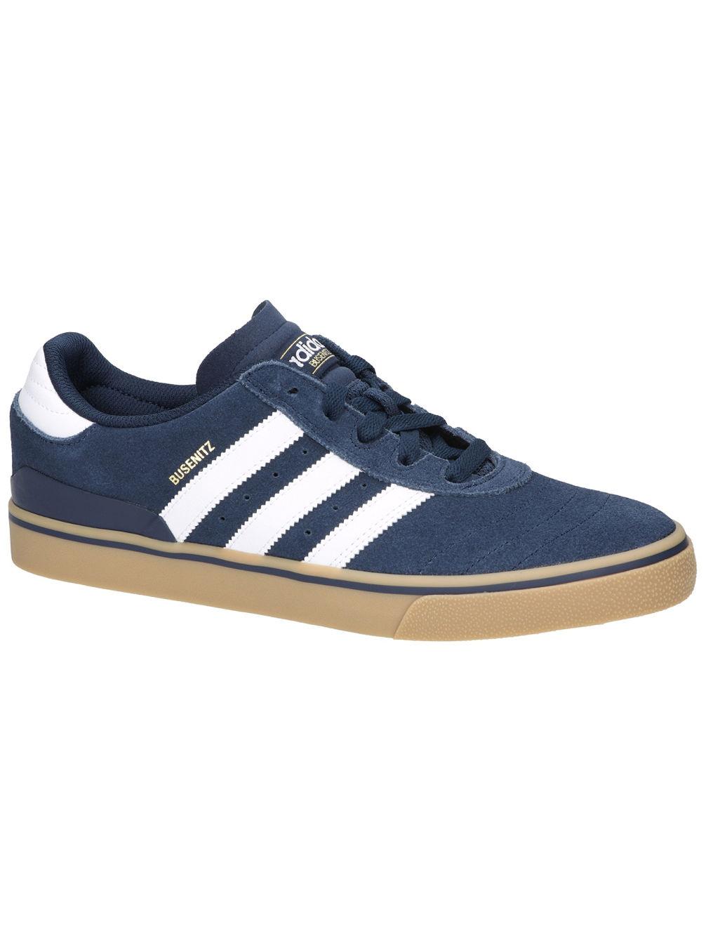 Blue Adidas Skate Shoes