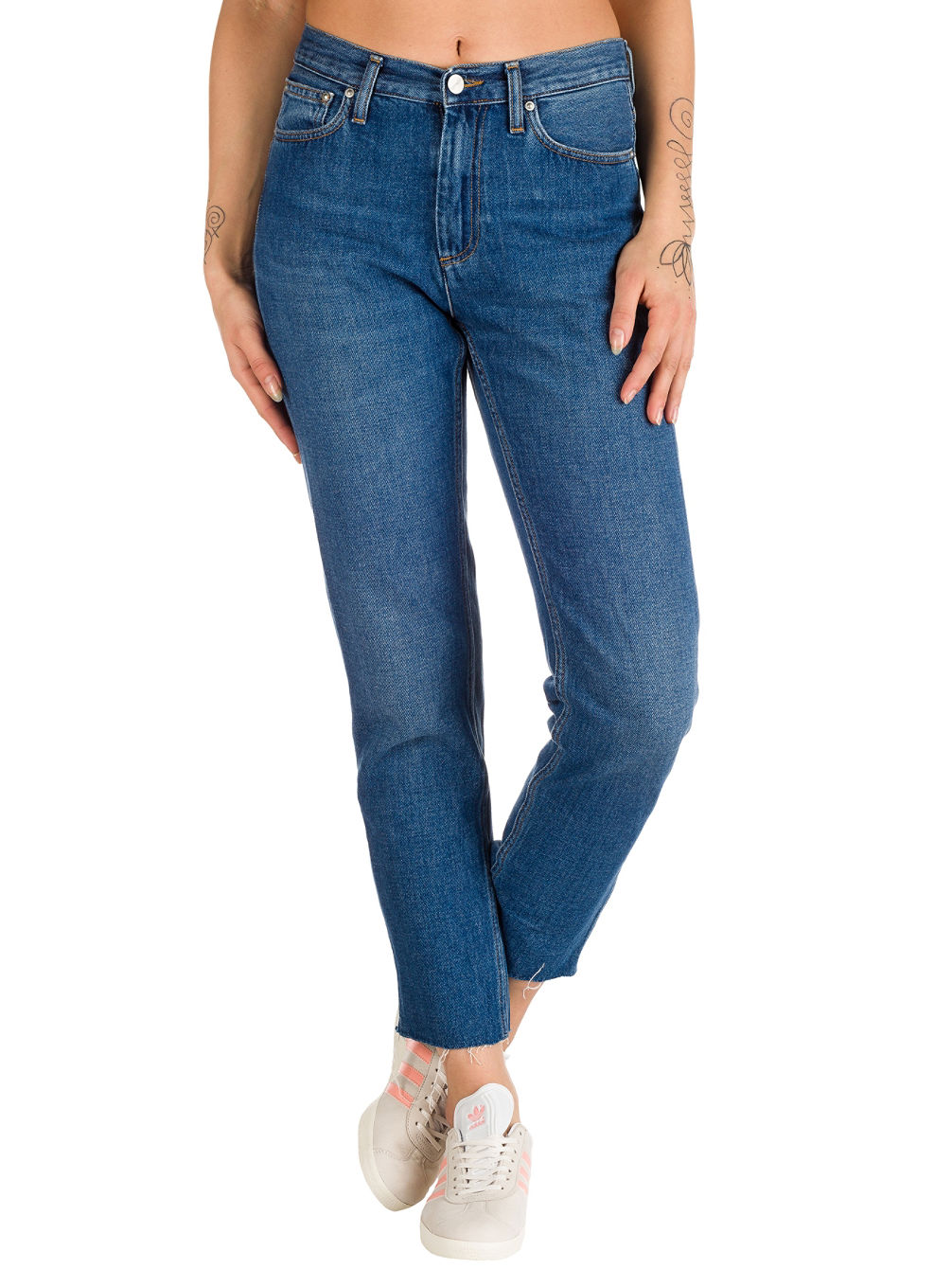 Page Carrot Ankle R.E. Jeans