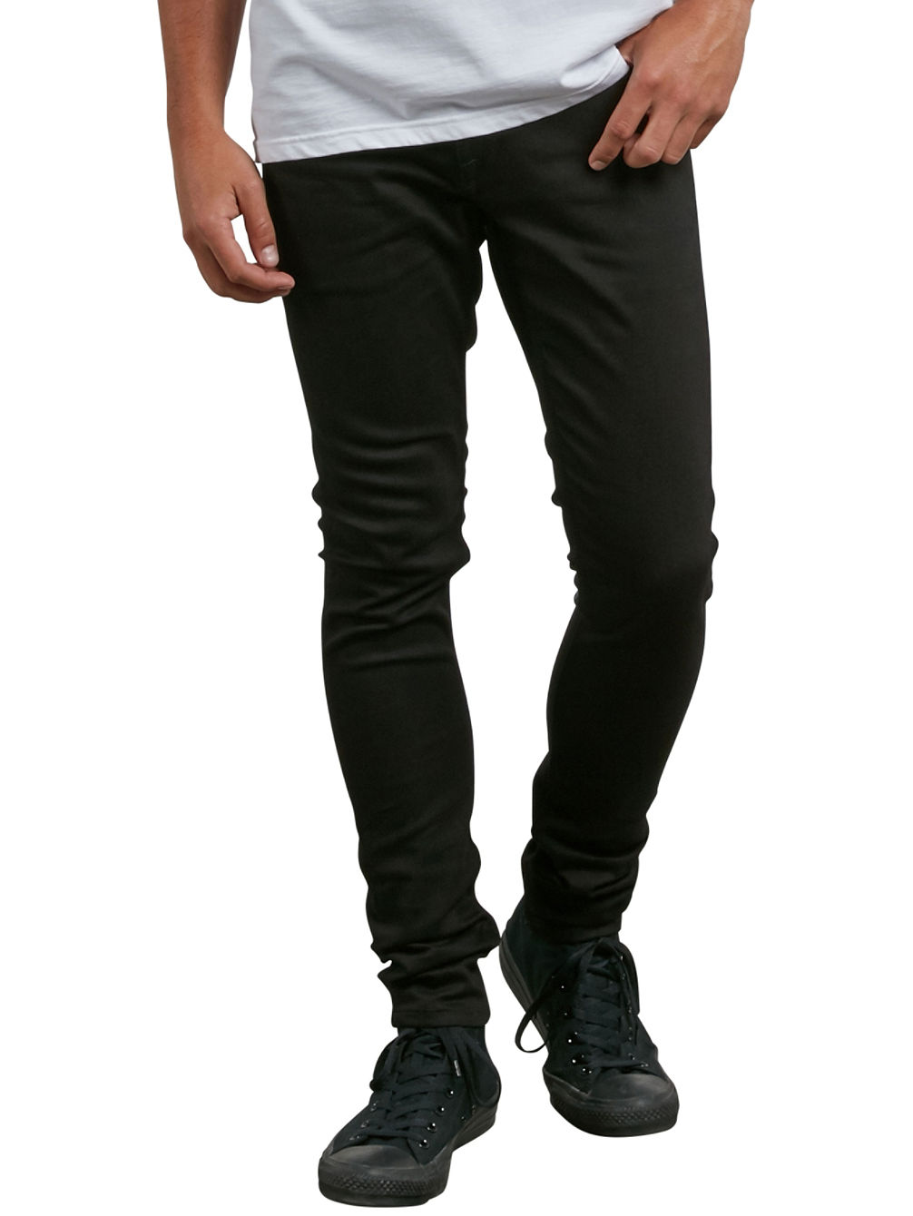 2X4 Tapered Jeans