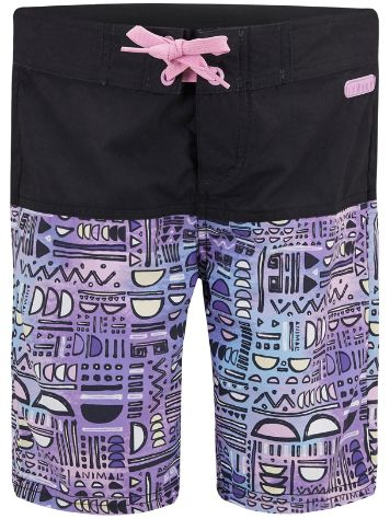Animal Sunset Sands Boardshorts Girls